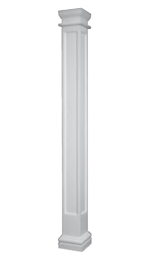 Interior Decorative Support Columns Posts Pillars Mdf